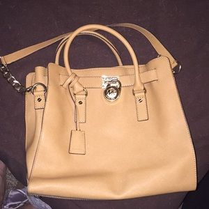 Brown Michael Kors purse